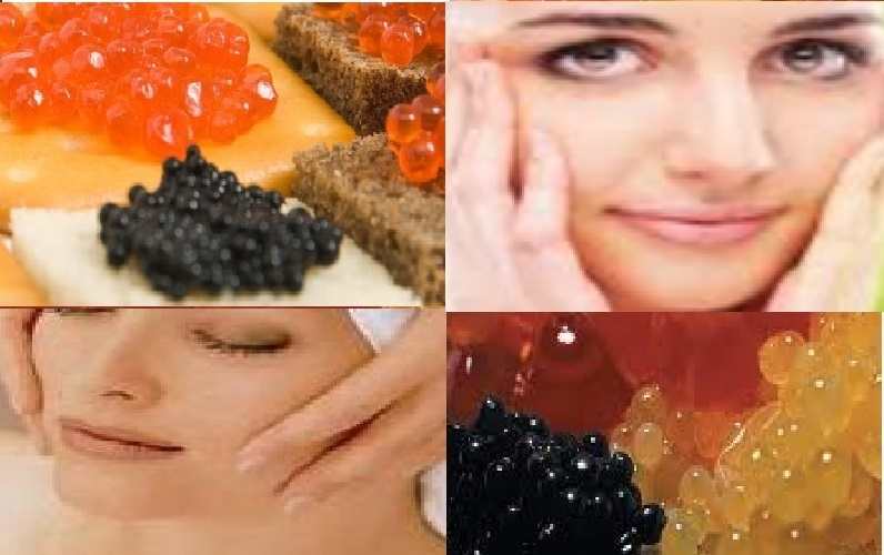 Enjoy the Luxury of Caviar Extracts